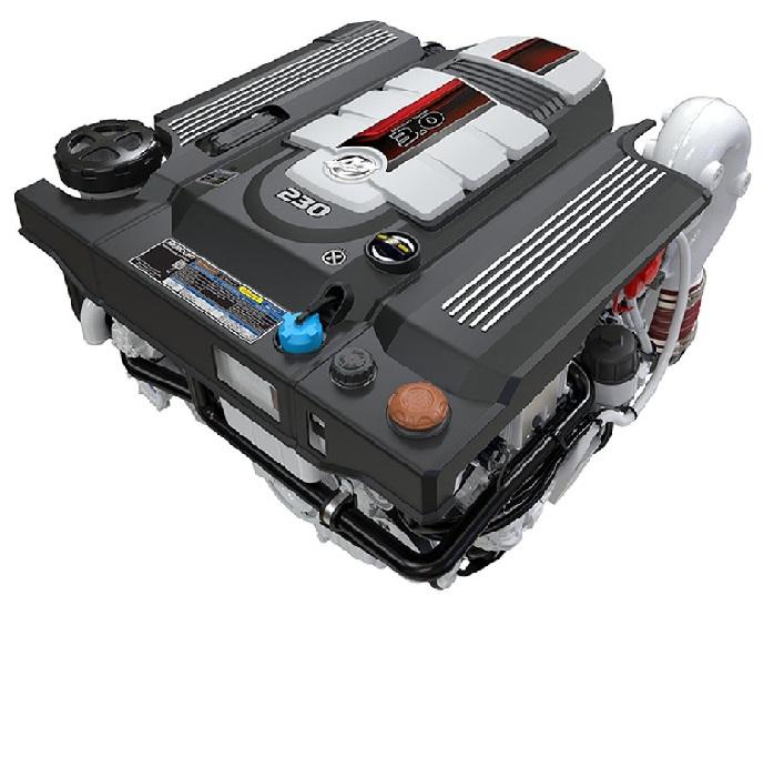 Mercury Diesel V6 MD  IB