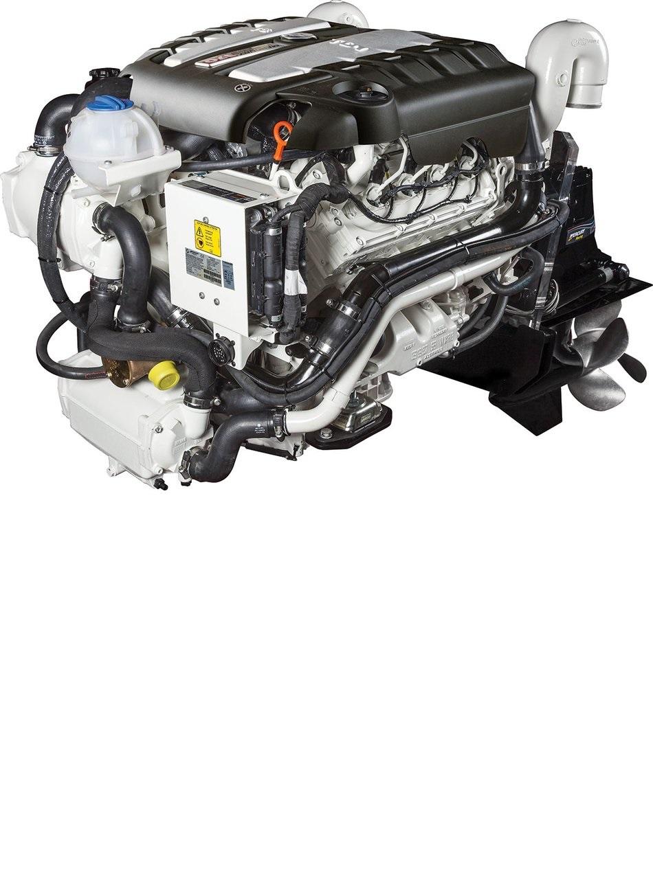 Mercury Diesel V8 TDI
